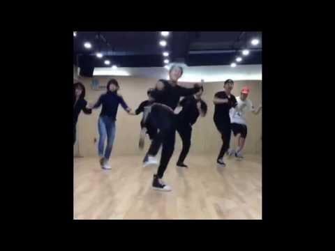 JYP Nation GOT7 Dancing to 2PM