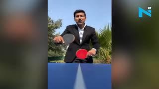 Jayanta Singh, Kiren Rijiju take up Rajyavardhan Rathore's #5MinuteAur challenge