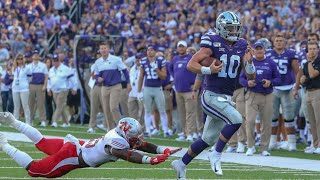 Nicholls vs Kansas State Football Highlights