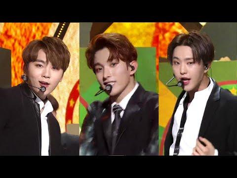 뮤직뱅크 Music Bank - 거침없이 - 부석순(세븐틴) (Just do it - BSS(SEVENTEEN)).20180323