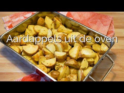 Hoe maak je aardappels uit de oven? PuurGezond