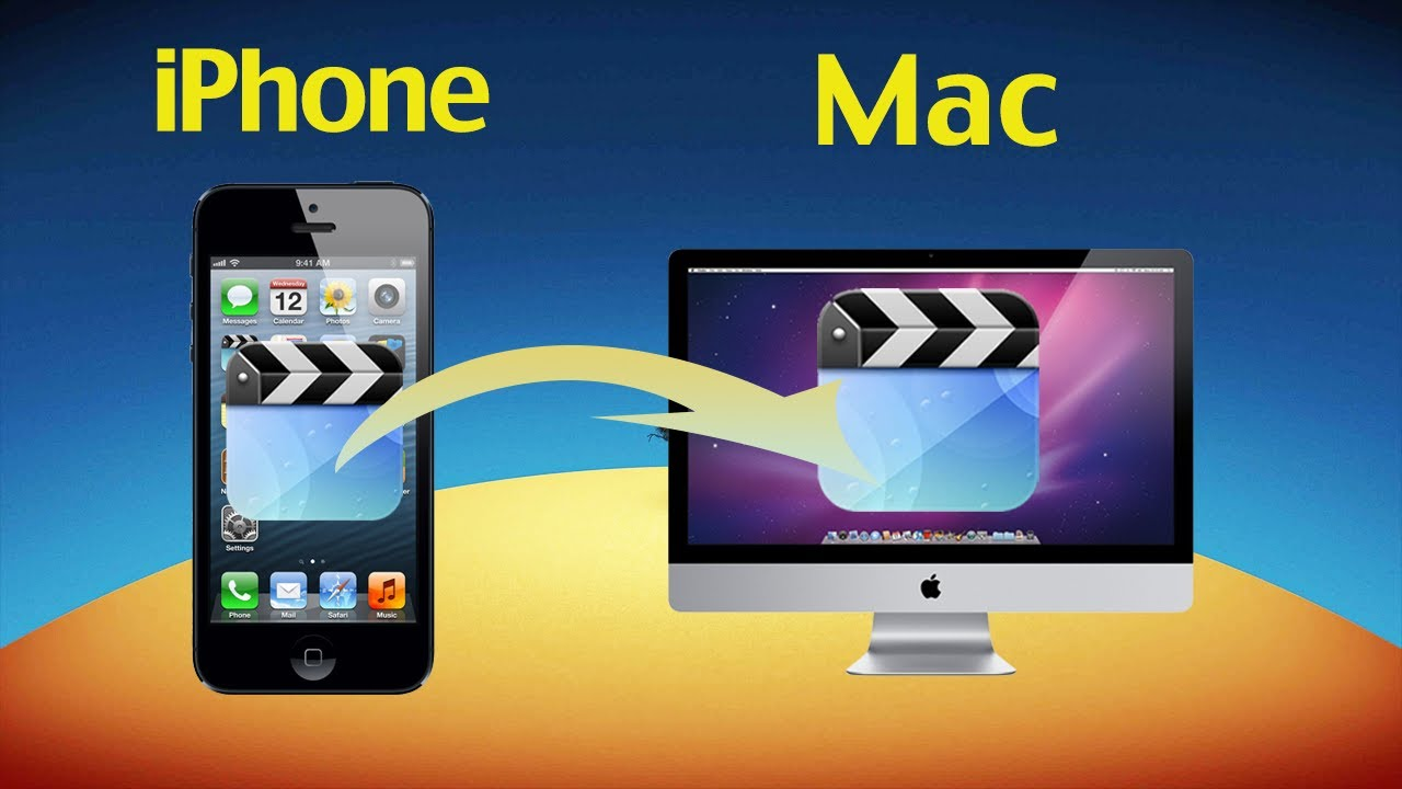 how to sync iphone with mac how to transfer from iphone to mac how to transfer 19132