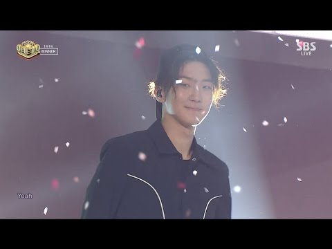 WINNER - 'REALLY REALLY' 0430 SBS Inkigayo