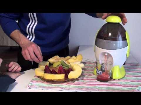 Rohnson Slow Juicer Review : centrifugati