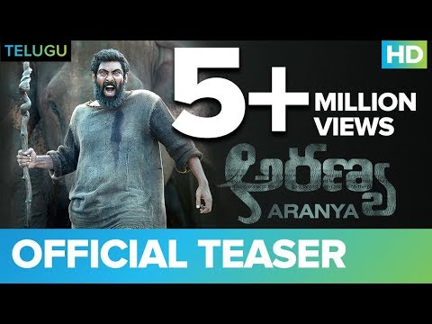 Aranya (Telugu) Official Tease