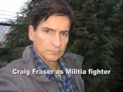 Craig Fraser as Militia Stunt fighter