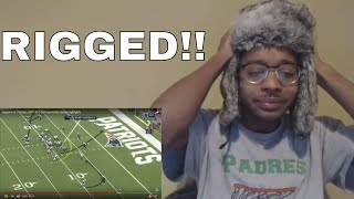 THE PATRIOTS CHEATED!! NFL IS RIGGED!! Jaguars vs. Patriots | NFL AFC Championship Game (REACTION)
