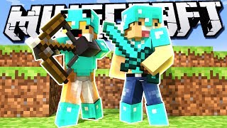 THE GREATEST DUO! | Minecraft BedWars w/SeaPeeKay