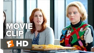 Office Christmas Party Movie CLIP - Holiday Mixer (2016) - Kate McKinnon Movie