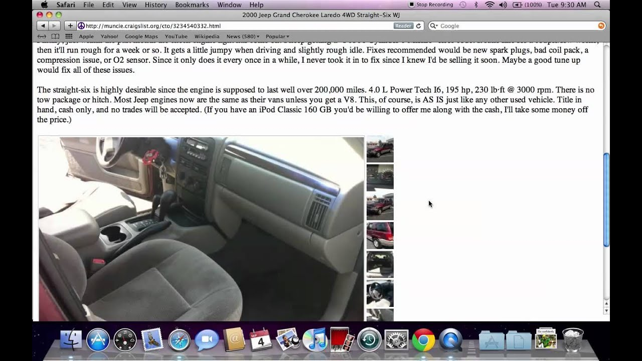Minivans: Minivans For Sale On Craigslist