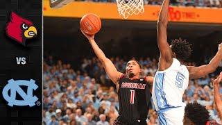 Louisville vs. North Carolina Basketball Highlights (2018-19)