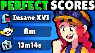 The FINAL PERFECT SCORE in Brawl Stars!   Warning: Exploits Were Used!