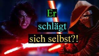 Warum schlägt Kylo Ren sich selbst?! - Star Wars (Deutsch)