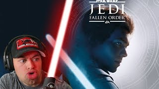 Jedi Fallen Order Gameplay REACTION