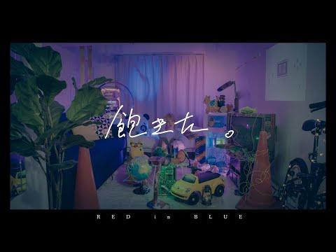 RED in BLUE-『飽きた。』-MV