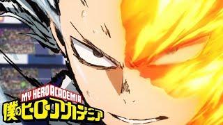 Deku vs Todoroki | My Hero Academia