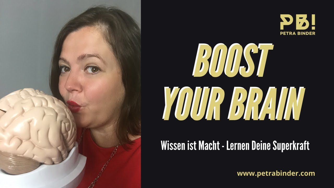 Video zum Seminar Boost Your Brain