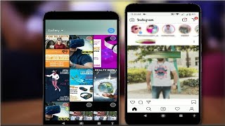 How to Add Multiple Stories on Instagram & Post More Than One Pictures in Android