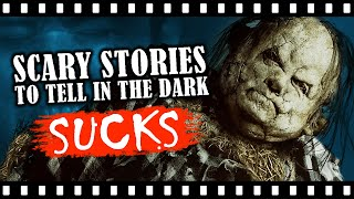 Why SCARY STORIES Is NOT A Good Horror Movie