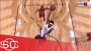 Myles Turner's poster is the No. 1 NBA play of the week | SportsCenter | ESPN