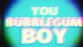 Bubblegum Boy Lyrics Video by Pia Mia and Bella Thorne (official)