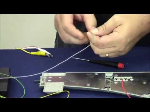 wiring the lionel sc 2 to a fastrack switch youtube. Black Bedroom Furniture Sets. Home Design Ideas
