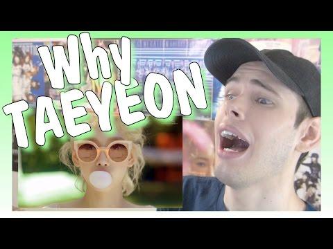 MV Reaction I TAEYEON 태연_Why