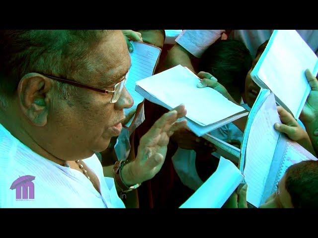 വട്ടിയൂര്കാവ് Govt. VHSS കലോത്സവം പ്രശസ്ത ചലച്ചിത്ര സംവിധായകന് ശ്രീ. ശിവന് ഉല്ഘാടനം ചെയ്തു.