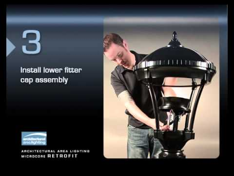 Area Architectural Lighting (AAL) Upgrade Kit