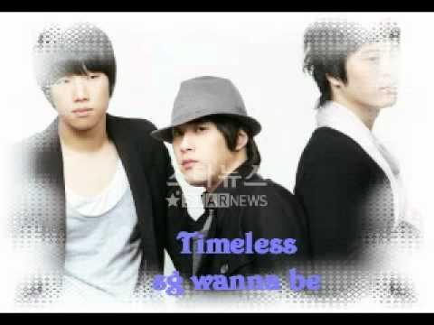 sg wanna be Timeless