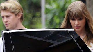 Taylor Swift and Joe Alwyn Enjoy a Pub Date in London