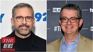 Steve Carell and Greg Daniels Co-Create Netflix Comedy About Trump's 'Space Force' | THR News