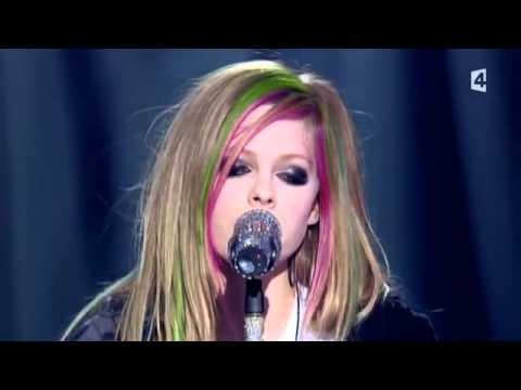 Avril Lavigne - Tik Tok Live