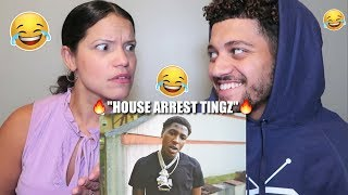 """MOM REACTS TO NBA YOUNGBOY! """"HOUSE ARREST TINGZ"""" *FUNNY REACTION*"""