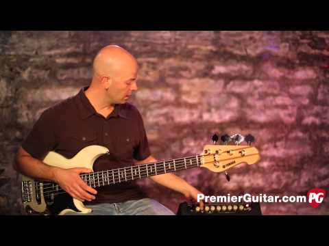Fender Rumble 100 Bass Guitar Amplifier