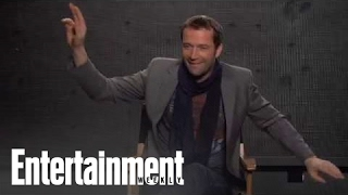 The Following' Star James Purefoy Takes The EW Pop Culture Personality Test | Entertainment Weekly