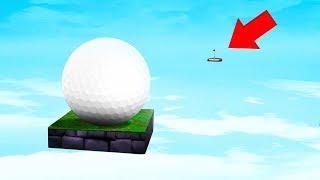 LONGEST GOLF SHOT IN HUMAN HISTORY! (Golf It)