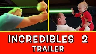 INCREDIBLES 2 Trailer In Real Life