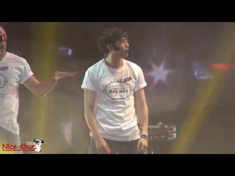 [Fan cam]140830 JYP Nation Nichkhun stage collections