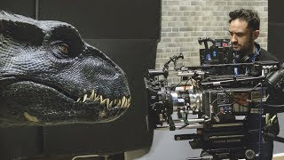 Go Behind The Scenes on JURASSIC WORLD FALLEN KINGDOM - Movie B-Roll, Bloopers, Trailers & Clips