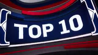 NBA Top 10 Plays of the Night | April 23, 2019