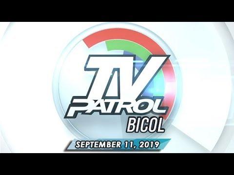 TV Patrol Bicol - September 11, 2019