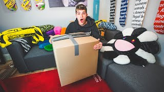 Unboxing A $15,000 HYPED Mystery Box...