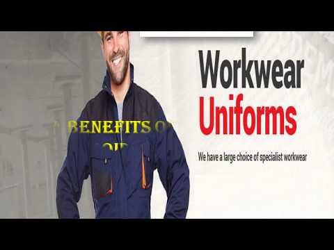 4 Benefits of Embroidered Workwear Clothing UK