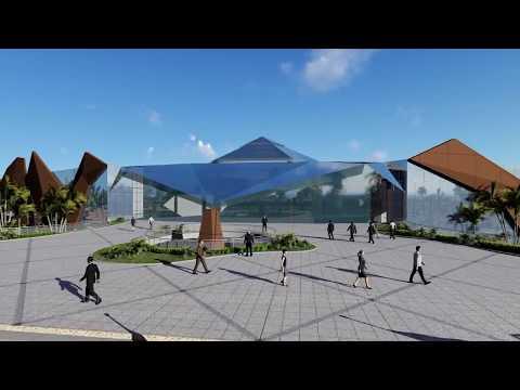 Novo Centro de Convenções de Salvador