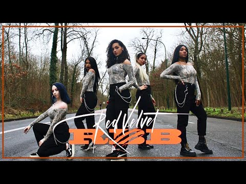 Red Velvet (레드벨벳) - Really Bad Boy (RBB) Dance Cover by RISIN'CREW from France