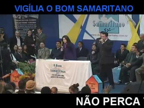Jackson e Talita - Sete vezes mais - Vigília Bom Samaritano