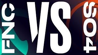 FNC vs. S04 - Week 7 Day 1 | LEC Spring Split | Fnatic vs. Schalke 04 (2019)