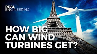 How Big Can Wind Turbines Get?