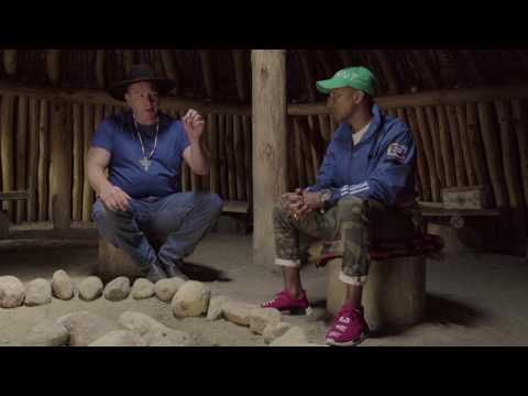 In Conversation with Jasper Youngbear and Pharrell Williams